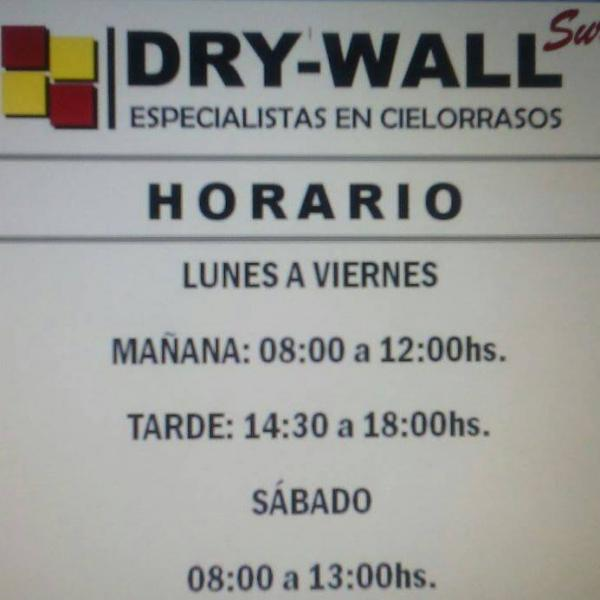 DRY-WALL Sur