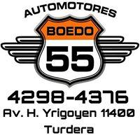 Automotores Boedo 55