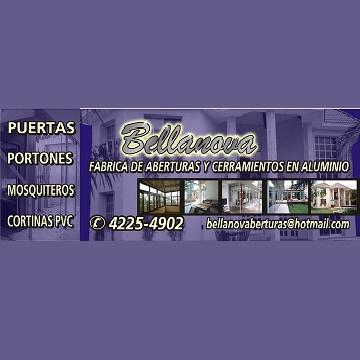 Bellanova - Aberturas
