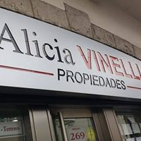 Alicia Vinelli propiedades